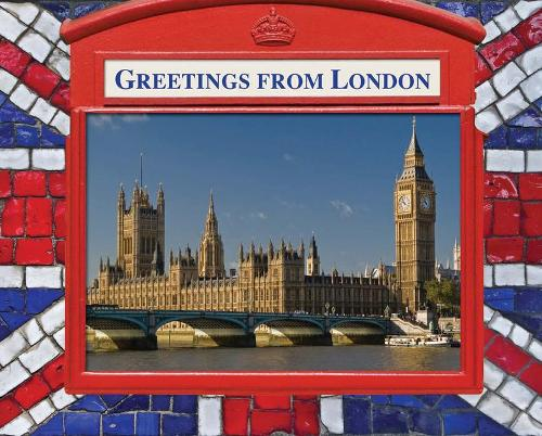 Greetings from London - Greetings From... (Thunder Bay Press) (Hardback)