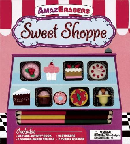 Amazerasers: Sweet Shoppe - Amazerasers