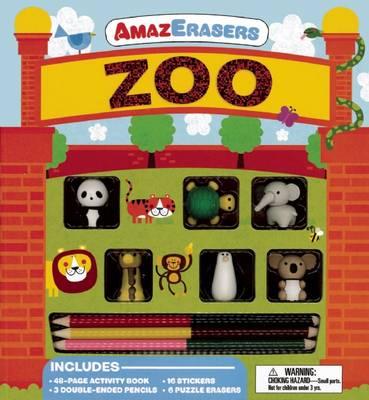 AmazErasers: Zoo Activity Book - Amazerasers