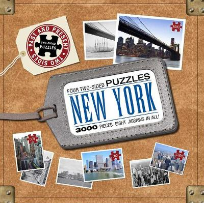 New York City: Past to Present Puzzles - Past to Present Puzzles