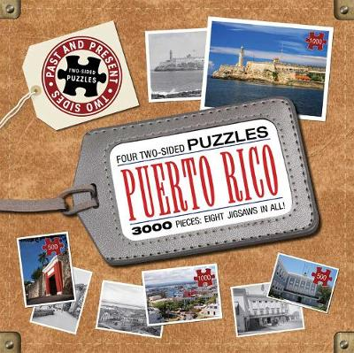 Puerto Rico: Past to Present Puzzles - Past to Present Puzzles