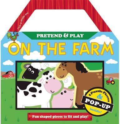 Pretend and Play: On the Farm - Pretend & Play (Board book)