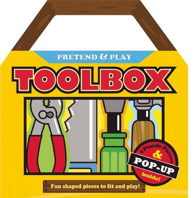 Pretend and Play: Toolbox - Pretend & Play (Board book)