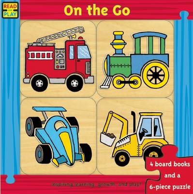 Read and Play: On the Go - Read and Play