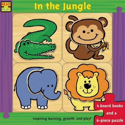 Read and Play: In the Jungle - Read and Play
