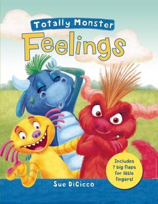 Totally Monster: Feelings - Totally Monsters (Hardback)