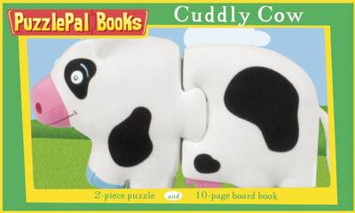 Puzzlepal Books: Cuddly Cow - Puzzlepal Books (Board book)
