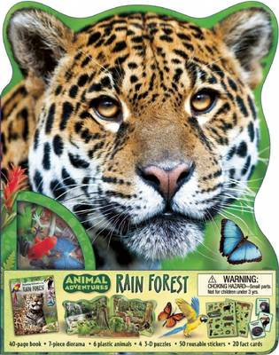 Animal Adventures: Rain Forest - Animal Adventures