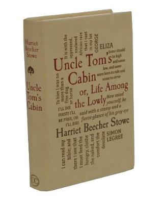 Uncle Tom's Cabin: or, Life Among the Lowly - Word Cloud Classics (Paperback)