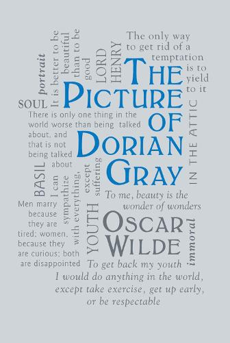 The Picture of Dorian Gray - Word Cloud Classics (Paperback)