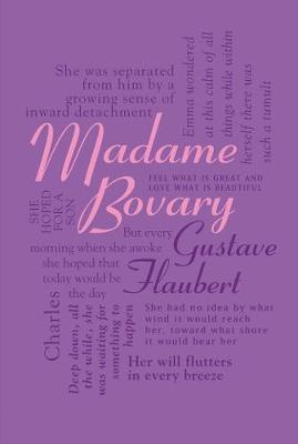 Madame Bovary - Word Cloud Classics (Paperback)