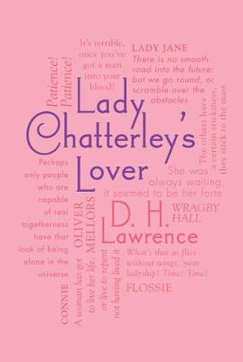 Lady Chatterley's Lover - Word Cloud Classics (Paperback)