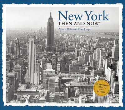 New York Then and Now (Compact) - Then & Now (Thunder Bay Press) (Paperback)