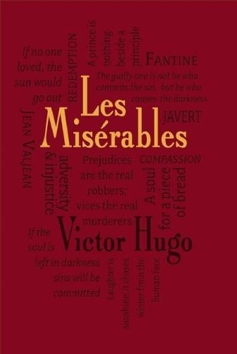 Les Miserables - Word Cloud Classics (Paperback)
