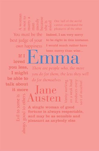 Emma - Word Cloud Classics (Paperback)