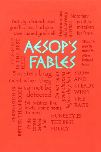 Aesop's Fables - Word Cloud Classics (Paperback)