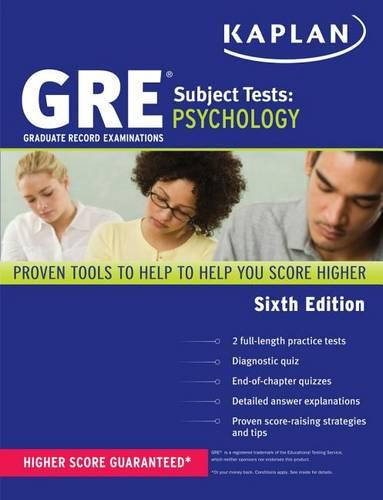 GRE Subject Test Psychology (Paperback)