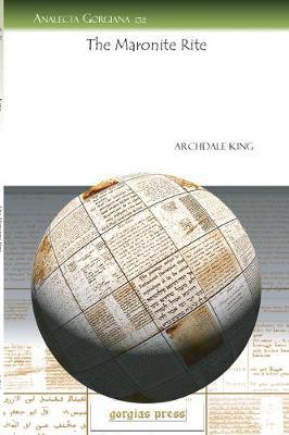 The Maronite Rite (Paperback)