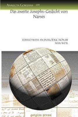 Das Zweite Josephs-Gedicht Von Narses (Paperback)