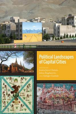 Political Landscapes of Capital Cities (Hardback)