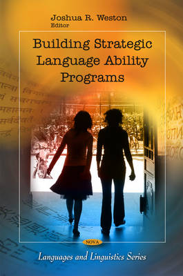 Building Strategic Language Ability Programs (Hardback)