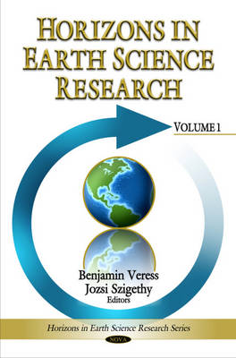 Horizons in Earth Science Research: Volume 1 (Hardback)