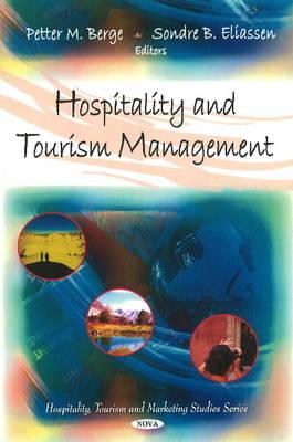 Hospitality & Tourism Management (Hardback)
