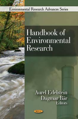 Handbook of Environmental Research (Hardback)