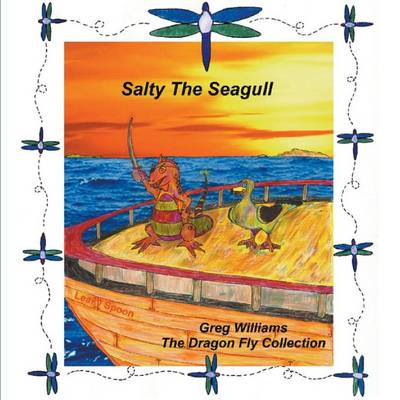 Salty the Sea Gull (Paperback)