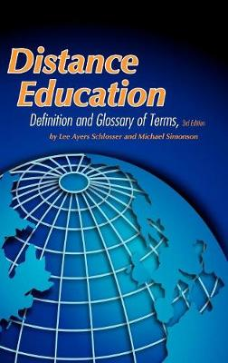 Distance Education: Definition and Glossary of Terms (Hardback)