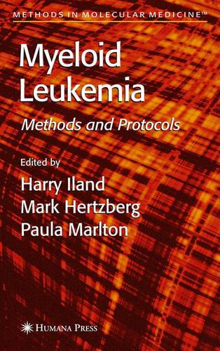Myeloid Leukemia - Methods in Molecular Biology No. 125 (Paperback)