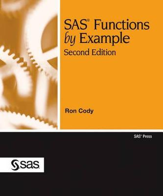 SAS Functions by Example, Second Edition (Paperback)