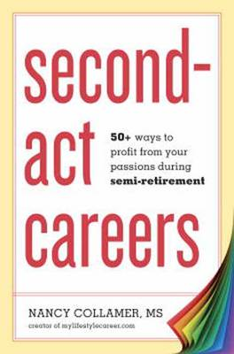 Second-Act Careers (Paperback)
