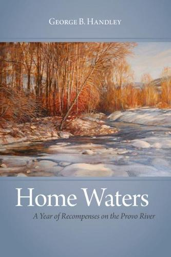 Home Waters: A Year of Recompenses on the Provo River (Paperback)
