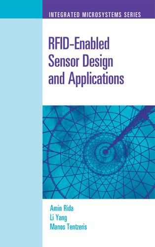 RFID-Enabled Sensor Design and Applications (Hardback)