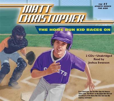 The Home Run Kid Races On (CD-Audio)