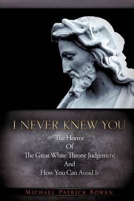 I Never Knew You (Paperback)