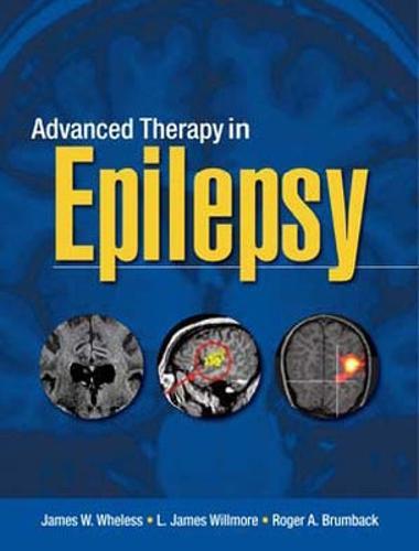 Advanced Therapy in Epilepsy (Hardback)