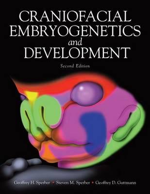 Craniofacial Embryogenetics and Development (Paperback)