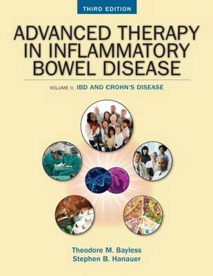 Advanced Therapy in Inflammatory Bowel Disease: Crohn's Disease (Hardback)