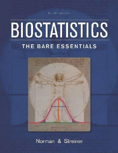 Biostatistics: The Bare Essentials (Paperback)
