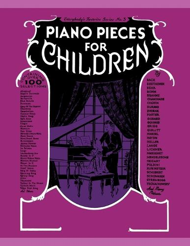 Piano Pieces for Young Children (Paperback)