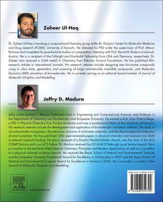 Frontiers in Computational Chemistry: Volume 2: Computer Applications for Drug Design and Biomolecular Systems (Paperback)