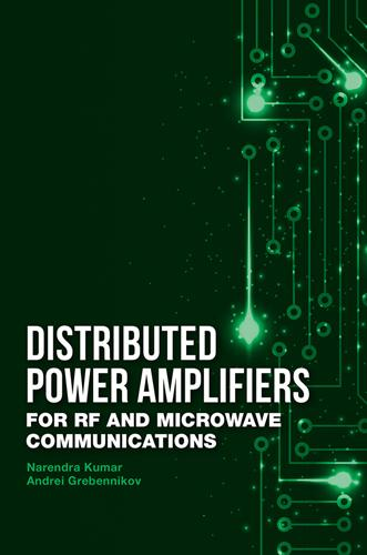 Distributed Power Amplifiers for RF and Microwave Communications (Hardback)
