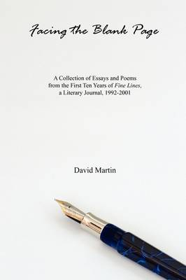 Facing the Blank Page (Paperback)