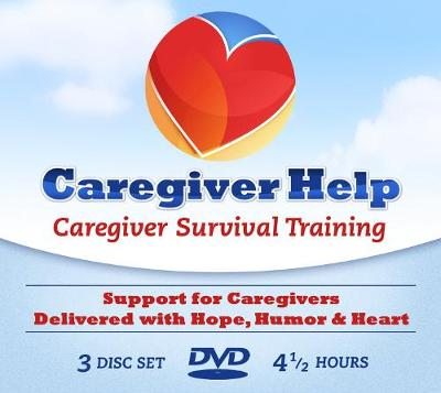Caregiver Survival Training: A Three DVD Set (DVD video)
