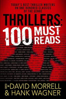 Thrillers: 100 Must-Reads (Paperback)