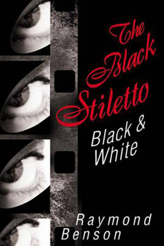 The Black Stiletto: Black & White: A Novel (Paperback)