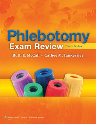Phlebotomy Exam Review (Paperback)