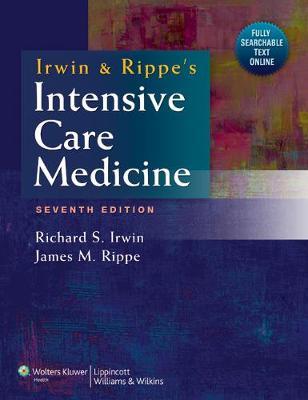 Irwin and Rippe's Intensive Care Medicine (Hardback)
